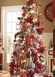 warm wishes christmsa tree by raz tree decorating