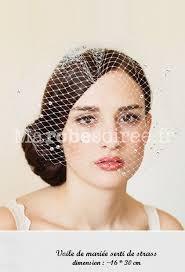 voilette mariage voilette de mariée rétro cristal mariage vintage