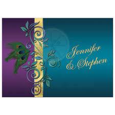 teal wedding invitations wedding invitation purple teal peacock feathers flourish faux