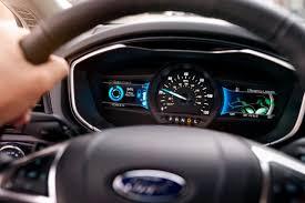 2017 ford fusion hybrid platinum sedan model highlights ford com