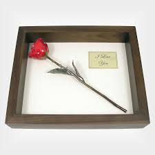 7th anniversary gift 11 copper in 7th anniversary gift shadow box is a