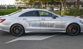 mercedes cls63 amg for sale used mercedes cls class cls 63 amg 2016 car for sale in dubai