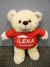 Personalized Graduation Teddy Bear A Blog On Customized Gift Ideas In Singapore Graduations Gifts In