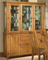 solid oak china cabinet intercon solid oak buffet hutch highland park inhp6034 6048 china