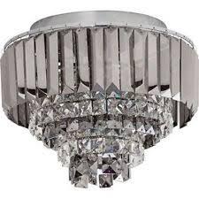 Homebase Chandelier Homebase Chrome Ceiling Lights Chandeliers Ebay