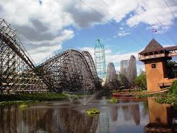 Six Flags Great America Jobs Great Adventure To Run On Solar Power Will Cut Down 18 000 Trees