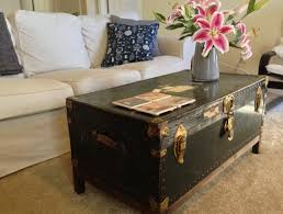 vintage trunk coffee table stylish vintage trunk coffee table vintage steamer trunk coffee