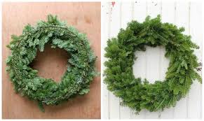christmas wreaths to make how to make a traditional christmas wreath fynes designs fynes