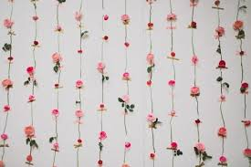 diy wedding decorations diy fresh flower wall for wedding decor weddingomania weddbook