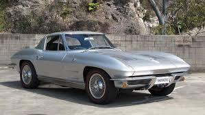 69 corvette stingray split window personal oz essentials a split window 1963 corvette up for auction