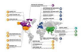 European Map Test by Where In The World Are Self Driving Cars Accenture Insurance Blog