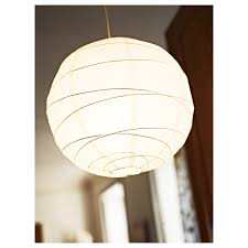 Japanese Rice Paper Lamp Shades by Regolit Pendant Lamp Shade White 45 Cm Ikea