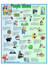 people idioms els pinterest english english english online