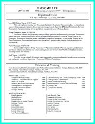 Nursing Resume Cover Letter Examples by Nurse Cover Letter My Document Blog