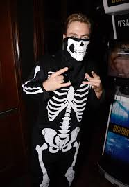 Pregnant Skeleton Halloween Costume by 2015 Halloween Costumes Toofab Com