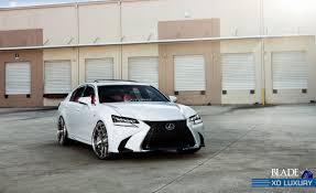 lexus gs 350 f sport white lexus gs350 f sport xf 1 xo luxury wheels
