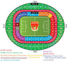 tottenham wembley seating plan away fans how arsenal s stadium would look with safe standing she wore a