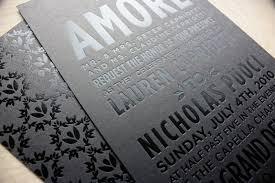 Beautiful Wedding Invitations Beautiful Wedding Invitations Metallic Foil Stamping Gold White 3