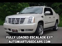 used cadillac escalade 2007 used cadillac escalade ext for sale in concord nh edmunds
