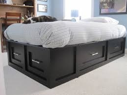 Stratton Storage Platform Bed With by Pottery Barn Stratton Knock Off 2 Pink Toes And Power Tools