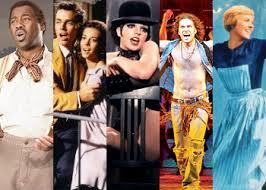 top five classic musicals fandomania