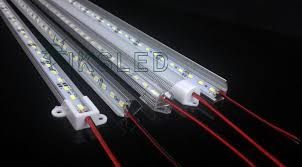 12v Led Strip Lights Dimmable Touch 0 5m 5630 Wholesale 5630 Rigid Led Led Strip Light