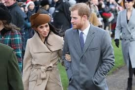 prince harry meghan prince harry gushing about his first christmas with meghan markle is
