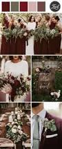 8 burgundy wedding color palettes u0027ll love burgundy