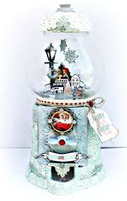 733 best 3d papercrafts christmas images on pinterest vintage
