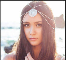 hippie hair bands boho chain ebay