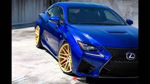 lexus vossen wheels dia show tuning lexus rc f vossen wheels typ vps 308 alufelgen