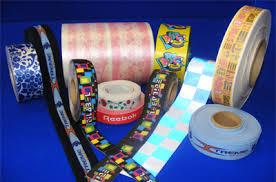 printed ribbons printed elastics ribbon printing machines focus label