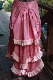 Draped Skirt Tutorial Making A Steampunk Skirt Tea In A Teacup