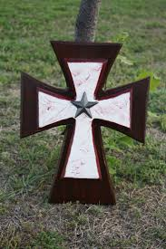 the 441 best images about kruise on pinterest brown and maroon cross with metal star