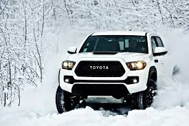 toyota tacoma suv 2017 toyota tacoma trd pro is a small but extreme off road pickup
