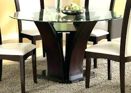 glass cover for dining table round glass table top glass table top view kitchen dining round
