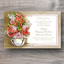 Cowboy Christmas Party Invitations - odd balls invitations celebration bliss