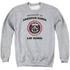 better call saul university american samoa law logo
