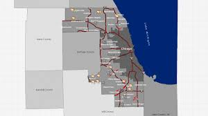 Cook County Il Map Highway Construction Schedule Cookcountyil Gov