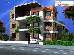 home front elevation design online apartments 3 floor building design bedroom modern triplex floor