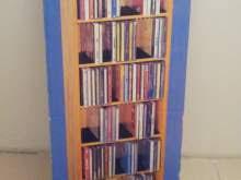 scaffale porta cd porta cd dvd mobili e accessori per la casa kijiji annunci di
