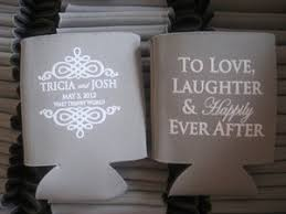 koozie wedding favor wedding koozie favors wedding definition ideas