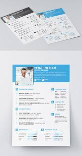 Business Card Resume 50 Beautiful Free Resume Cv Templates In Ai Indesign U0026 Psd Formats
