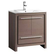 Modern Bathroom Vanities  Cabinets AllModern - Bathroom vaniy