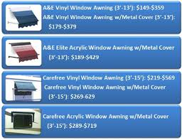 Rv Window Awning Companion Awnings Mobile Rv Awnings Sales Parts Service