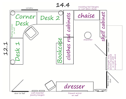 home office and closet layout playuna