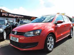 used volkswagen polo se 1 6 cars for sale motors co uk