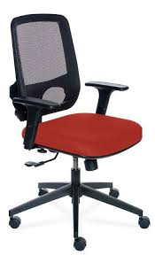 Office Chair Free Delivery Valo Sn6302 Sync Mesh Back Swivel Chair By Dauphin