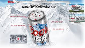 case of coors light millercoors rebuffs ad industry review of coors light claims adweek