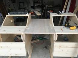 Diy Recording Desk See How I Built My Own Diy Recording Studio Desk